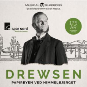 Musical 2021 - Drewsen @ Jysk Musikteater | Silkeborg | Danmark